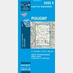 Poligny (Gps)