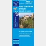 Lons-Le-Saunier/Poligny/Reculee de Baume (Gps)