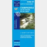 Champagnole/Lac de Chalain/Pic de l'Aigle  (Gps)