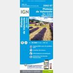 Plateau de Valensole/Riez/Oraison/Pnr du Verdon (Gps)