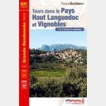 Tours dans le Pays Haut Languedoc et Vignobles - 3400 - Recto