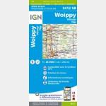 3412SB Recto - Woippy - Uckange - Vigy