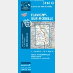 Flavigny-Sur-Moselle (Gps)