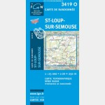 Saint-Loup-Sur-Semouse (Gps)