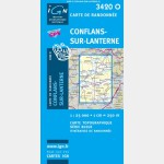 Conflans-Sur-Lanterne (Gps)