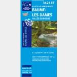 Baume-Les-Dames/Vallee du Doubs (Gps)