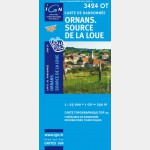 Ornans/Source de la Loue (Gps)
