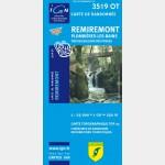 Remiremont/Plombieres-Les-Bains/Pnr des Ballons des Vosges (Club Vosgien)