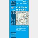 L'Isle-Sur-Le-Doubs (Gps)