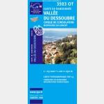 Vallee du Dessoubre/Cirque de Consolation/Montagnes du Lomont (Gps)