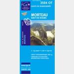 Morteau/Saut du Doubs (Gps)