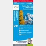3531ETR Recto / Saint-Gervais-les-Bains - Massif du Mont-Blanc - Résistante