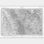 Carte de l'état-major  - Feuille 35 VERDUN - Taille Douce