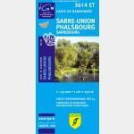 Sarre-Union/Phalsbourg/Sarrebourg (Club Vosgien)