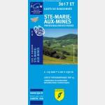 Sainte-Marie-Aux-Mines/Pnr des Ballons des Vosges  (Club Vosgien)