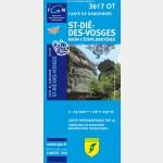 Saint-Die/Raon-L'Etape/Bruyeres  (Club Vosgien)