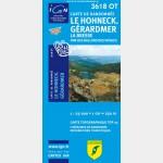 Le Hohneck/Gerardmer/La Bresse/Pnr des Ballons des Vosges  (Club Vosgien)