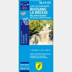 Bussang/La-Bresse/Ballon d'Alsace/Pnr des Ballons des Vosges  (Club Vosgien)