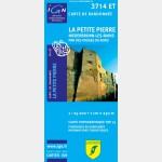 La Petite Pierre/Niederbronn-Les-Bains/Pnr des Vosges du Nord (Club Vosgien)