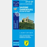 Saverne/Sarrebourg/Roche de Dabo (Club Vosgien)