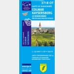 Colmar/Kaysersberg/Le Bonhomme/Pnr des Ballons des Vosges  (Club Vosgien)