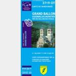 Grand-Ballon/Guebwiller/Munster/Pnr des Ballons des Vosges  (Club Vosgien)