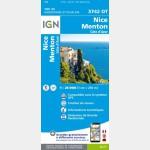 3742OT - Nice / Menton / Côte d'Azur - Recto