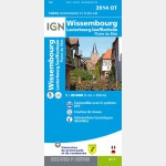 Wissembourg/Lauterbourg/Soufflenheim/Plaine du Rhin  (Club Vosgien)