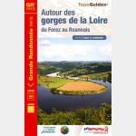 FFR - 420 - Autour des gorges de la Loire