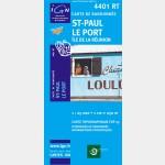 Saint-Paul-Le-Port - Île de la Reunion (Gps)