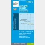 Série Bleue IGN - Archipel Crozet - Recto