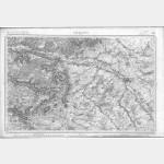 Carte de l'état-major  - Feuille 50 CHALONS-SUR-MARNE - Taille Douce