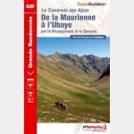 FFR La Traversées des Alpes : De la Maurienne à l'Ubaye (531) Recto