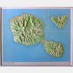 Tahiti - Relief 1