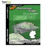TwoNav Topo Allemagne - Région/Département au choix