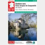 Sentier vers Saint-Jacques-de-Compostelle : Tours - Mirambeau - 6552 - Recto