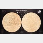 Carte de la Lune