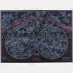 70032 - Poster - Carte du Ciel (Plastifiée)