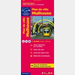 72532 - Plan de Mulhouse