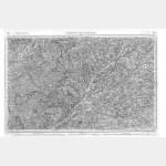 Carte de l'état-major  - Feuille 78 NOGENT-LE-ROTROU - Taille Douce