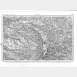 Carte de l'état-major  - Feuille 81 SENS - Taille Douce