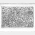 Carte de l'état-major  - Feuille 82 TROYES - Taille Douce
