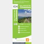 Parc National des cévènes - 83501