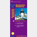 86113 - Roumanie / Moldavie
