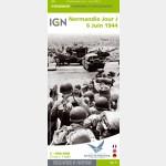 Normandie Jour J   /   6 JUIN 1944 - recto