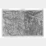 Carte de l'état-major  - Feuille 96 AUXERRE - Taille Douce