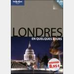 Lonely Planet LONDRES en quelques jours