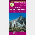 Rando éditions - N°A1 - Pays du Mont-Blanc