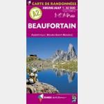 Rando éditions - N°A2 - Beaufortain