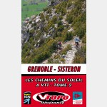Vtopo - Grenoble & Sisteron à Vélo Tome 2